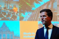 Mark Rutte at Erasmus Huis