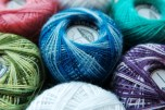 a closer look on the cotton yarns