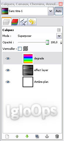 12 [TUTO][GIMP] Faire un fond Strip Color