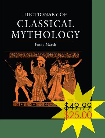 dictionary-of-classical-mythology