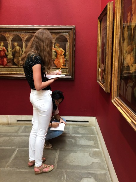 Art History at Christchurch Picture Gallery
