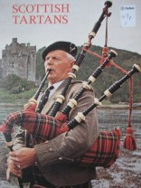 Scottish Tartans, published by Pitkin Pictorials 1978. 60 different tartans are illustrated and described and there is a section on the role of the Royal Family in popularising tartan in recent years.