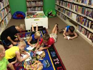 PageTurners' Book Club
