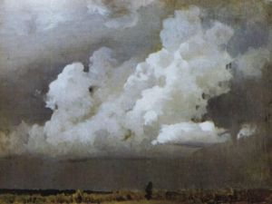 Before the Storm, Isaac Levitan