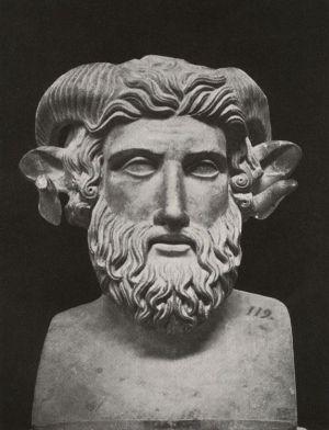 Zeus-Jupiter-Amun, Naples