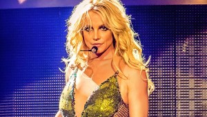 Britney unleashing her inner Lilith Creator: Stephen Lavoie Copyright: Creative Commons