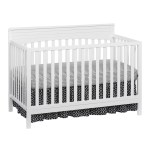 4 In 1 Convertible Crib Oxford Baby Kids