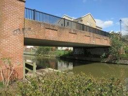 Elizabeth Jennings Way Bridge 11