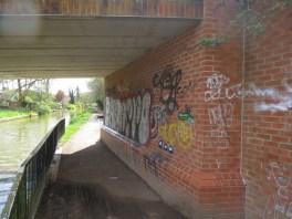 Frenchay Road Bridge 6