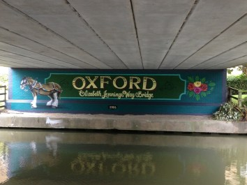 Oxford Canal Mural Painting Days (109)