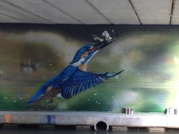 Oxford Canal Mural Painting Days (142)