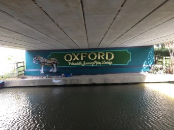 Oxford Canal Mural Painting Days (92)