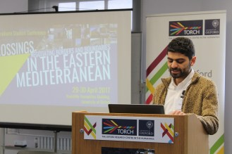 Panel 1 - Richard Salame - Reassembling the Eastern Mediterranean Port City: Bordering, Labor Migration, and Identity