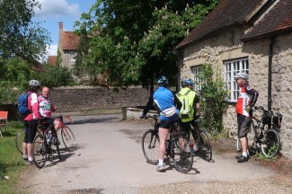 Meet old friends for lunch at The Plough Inn