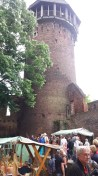 In Burg Linn Pfingsten 2017