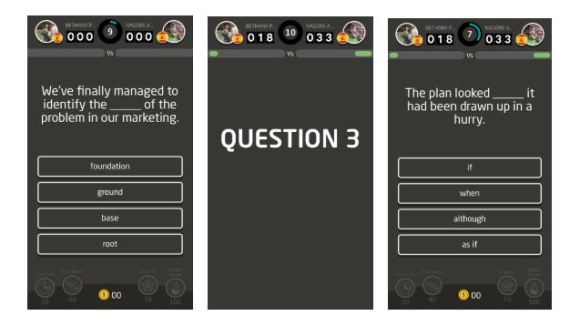 Cambridge Quiz your English - 8 dos melhores aplicativos para aprender Inglês |  Oxford House Barcelona