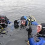 Oxford New Year's Day Dive 2016