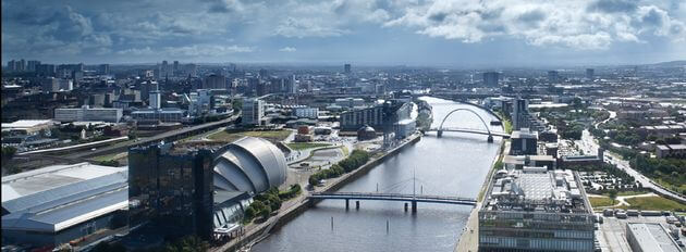 Oxford To Glasgow Removals