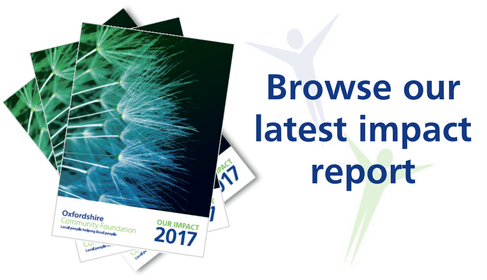 Browse our latest impact report 2017