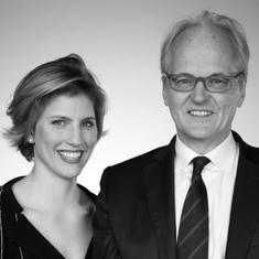David and Claudia Harding