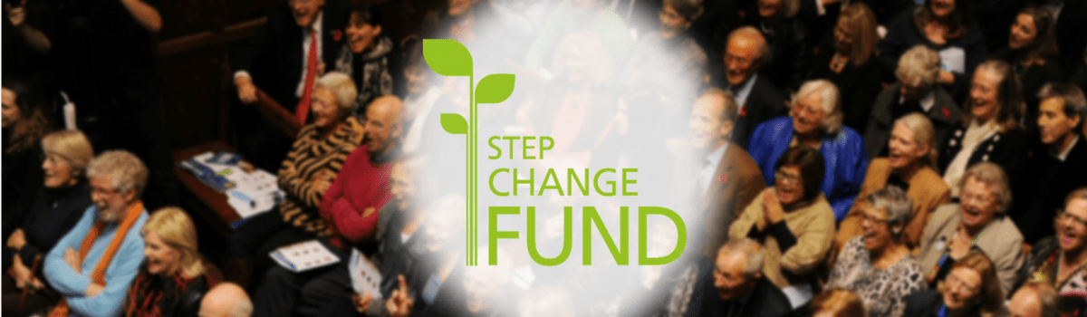 Step Change Fund logo