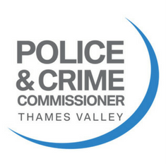 Thames Valley Police and Crime Commissioner logo
