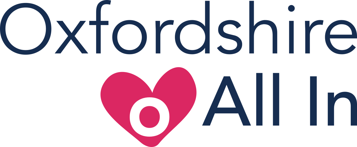 Oxfordshire all in logo