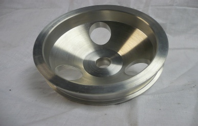 Aluminium Front Engine Pulley for Austin Seven