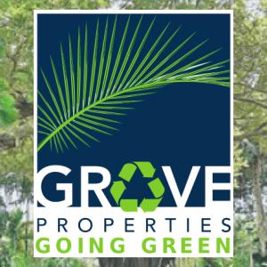 Grove Properties is Going Green