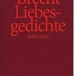 Brecht Liebesgedichte