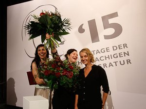 Bachmannpreistraegerinnen 2015