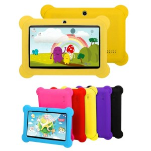 For Children 7 inch Android A33 Quad Core Smart Touch Screen Kids Mini Tablet PC