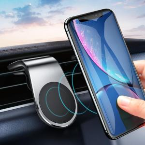 GETIHU Magnetic Car Phone Holder Mini Air Vent Magnet Mount GPS Support Smartphone Stand For iPhone 12 11 Pro 8 7 Xiaomi Samsung
