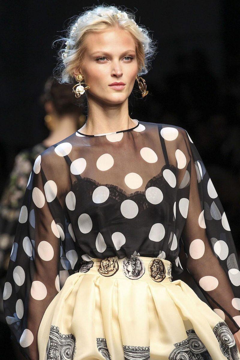 сразу фото шифоновых блузок с показов высокой моды моей жизни