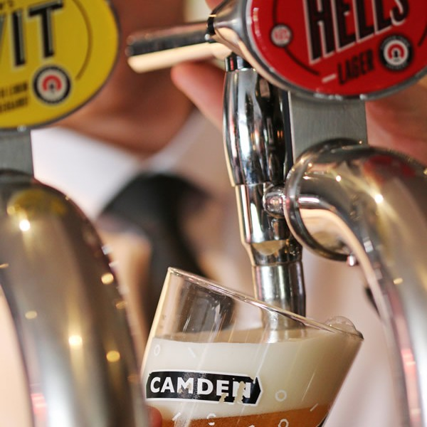 Great craft beers and lagers - Oxton Bar & Kitchen