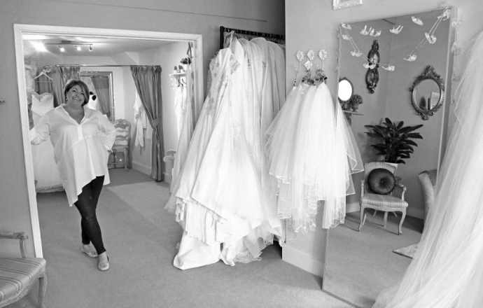 Bridal Reloved fitting