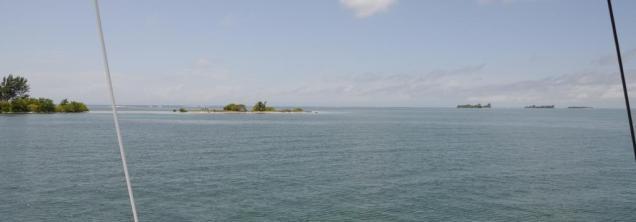 29 Chapelet d'îles des Sapodillas