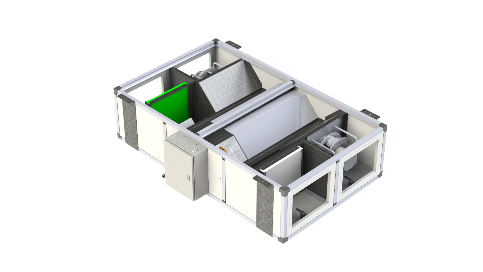 Ventum System Overview
