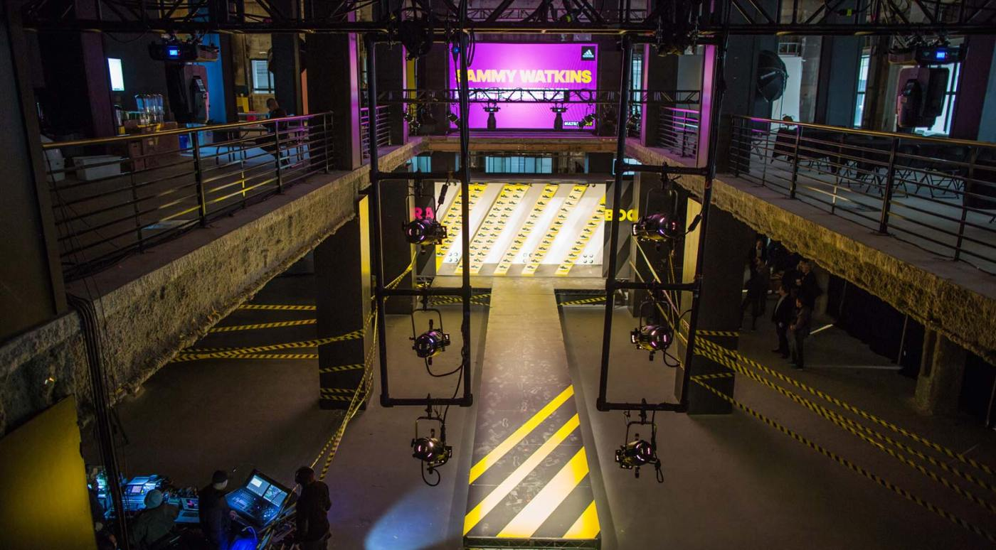 Adidas ULTRABOOST Launch - 23 Wall Street