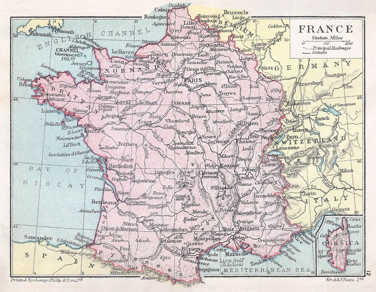 40 Maps That Explain World War I   Vox within Germany Map 1914