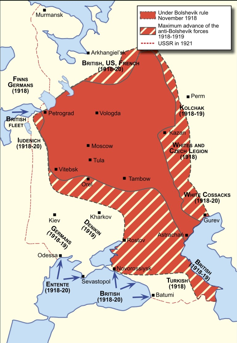 40 Maps That Explain World War I | Vox within Map Of Germany After Ww1