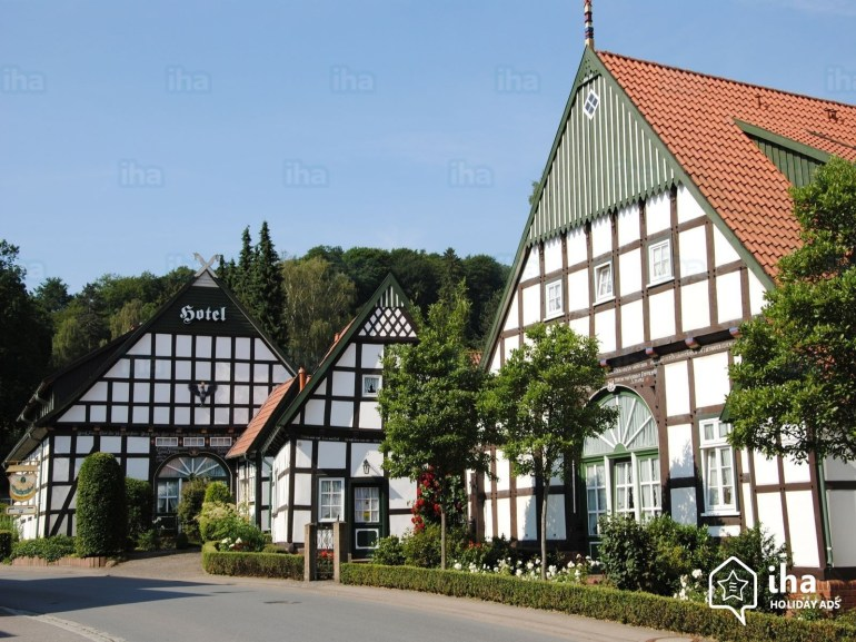 Bad Essen Rentals In A House For Your Vacations With Iha Direct pertaining to Bad Essen Germany Map