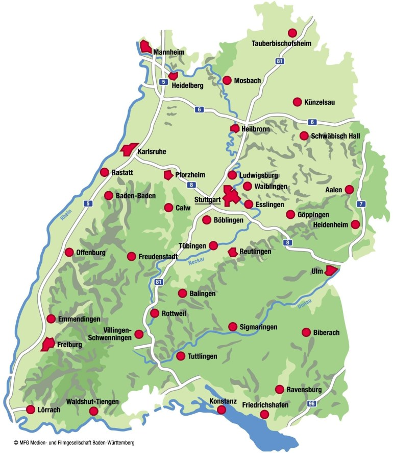 Black Forest Map | Germany In 2019 | Black Forest Map, Forest Map intended for Black Forest Germany Map