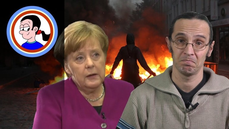 Did Merkel Admit To No-Go Areas In Germany? with regard to Germany No Go Zones Map