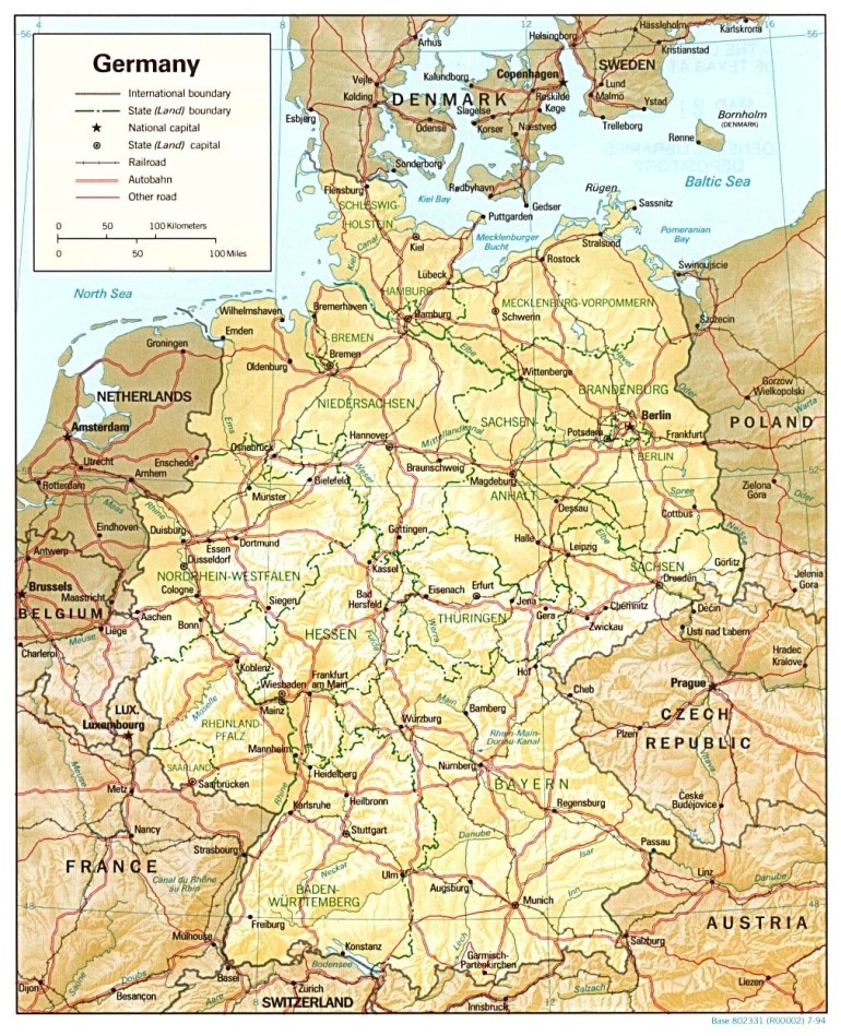 Download Free Germany Maps for Germany Gps Maps Free Download