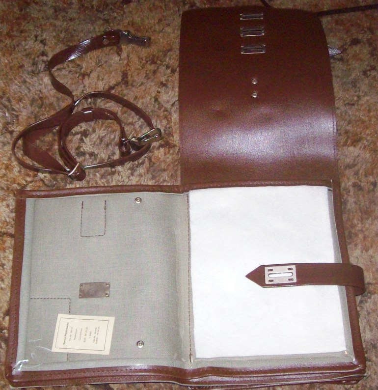 East German Map Case And 50 Similar Items with regard to East German Map Case