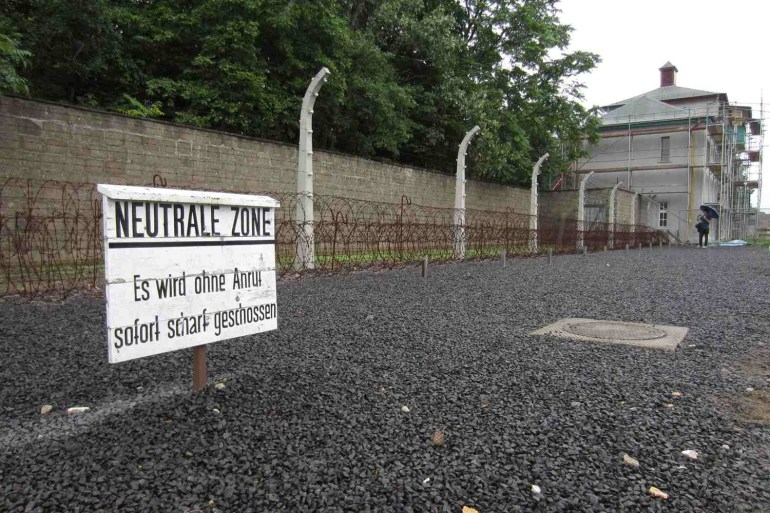 Holocaust Memorials In Germany with Map Of Concentration Camps In Germany To Visit