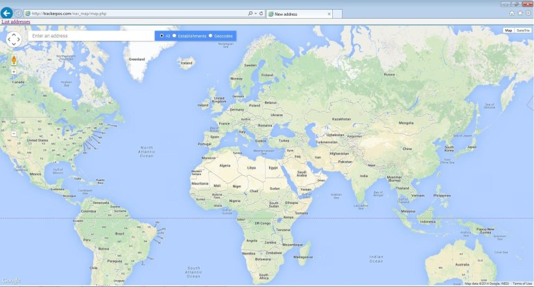 Igo Favorites For Android - Apk Download intended for Igo Germany Map Download