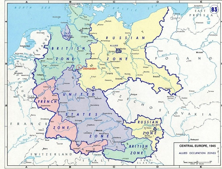 Map Of Austria And Germany And Travel Information | Download Free for Germany Austria Map