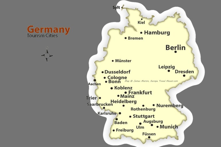 Map Of Frankfurt Germany And Surrounding Area - Map Frankfurt in Frankfurt Germany Map
